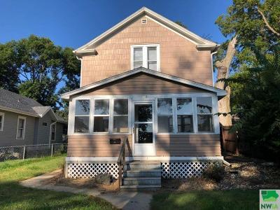 Multi Family Home For Sale: 2125 Lemon St
