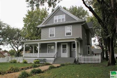 Multi Family Home For Sale: 2603 Jackson Street