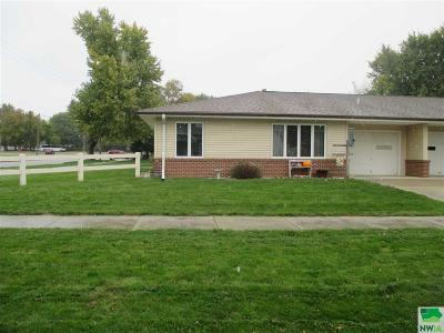Single Family Home For Sale: 701 8th Street
