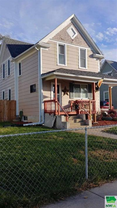 Single Family Home For Sale: 1417 W 4th St.
