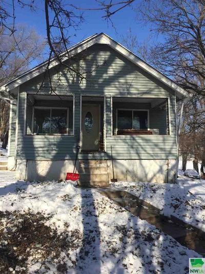 Single Family Home For Sale: 3415 W 19