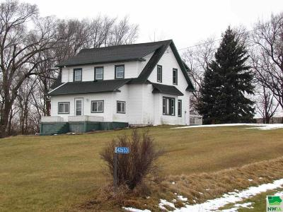 Single Family Home For Sale: 42653 240th Street #.