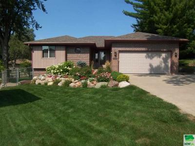 Single Family Home For Sale: 5625 Seger Ct