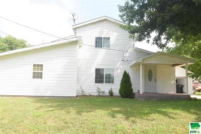 Single Family Home For Sale: 419 9th
