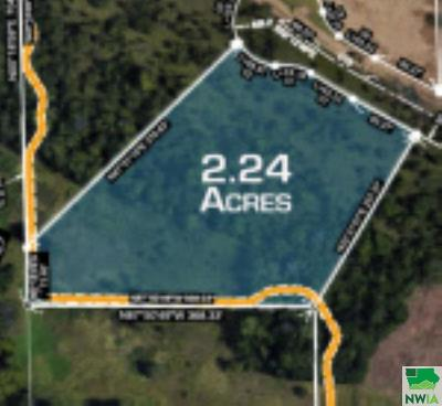 Residential Lots & Land For Sale: Lot 3 Clayton Creek Development