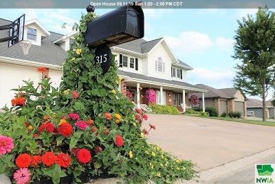 Single Family Home For Sale: 315 Jefferson Street