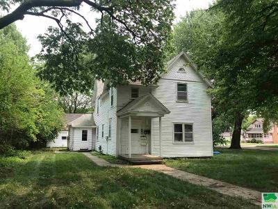 Multi Family Home For Sale: 5 N University