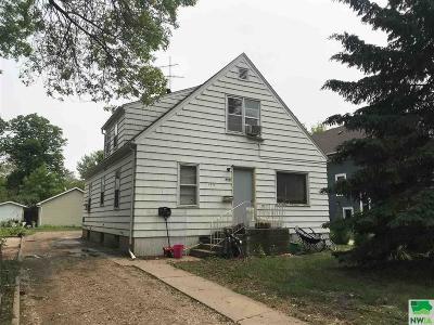 Multi Family Home For Sale: 106 S University