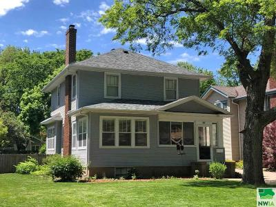 Single Family Home For Sale: 225 S University