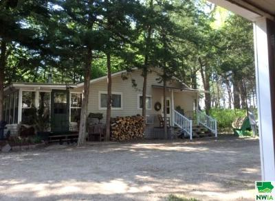 Single Family Home For Sale: 45471 River Dr.