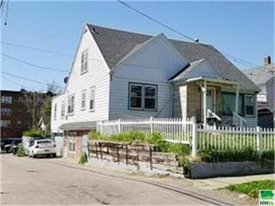 Multi Family Home For Sale: 710 18th St