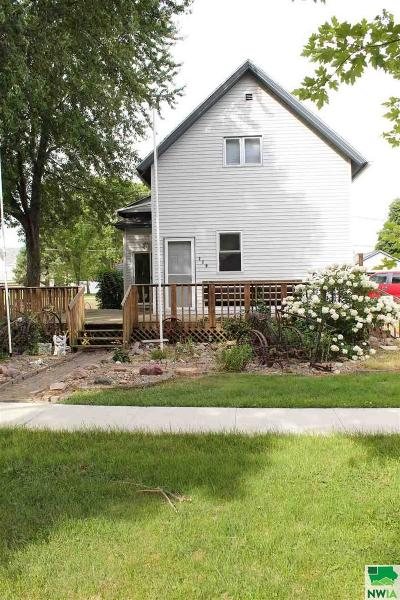 Single Family Home For Sale: 119 S Kiel St