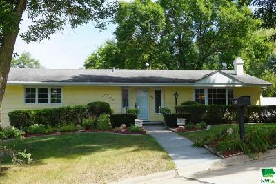 Single Family Home For Sale: 4870 Skyline Dr