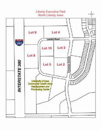 North Liberty Residential Lots & Land For Sale: 2310 Landon Road