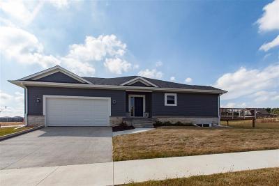 Iowa City Condo/Townhouse For Sale: 749 Thunder Gulch Road
