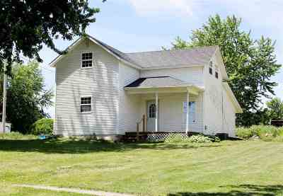 Iowa County Single Family Home For Sale: 808 Elm Street