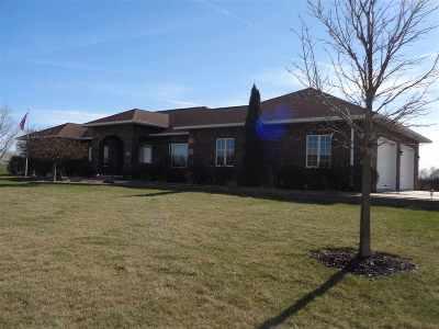Tipton Single Family Home For Sale: 1299 Harding Avenue