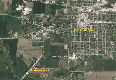Washington Residential Lots & Land For Sale: Lot 3 W Buchanan Street