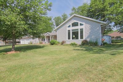 Wellman Single Family Home For Sale: 1035 Circle Dr.