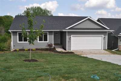 Iowa City IA Single Family Home For Sale: $269,900