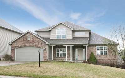 Coralville Single Family Home For Sale: 2320 Flintshire View