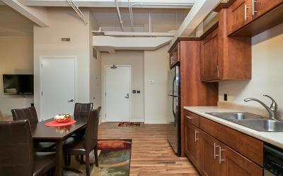 Cedar Rapids Condo/Townhouse For Sale: 905 SE 3rd St. #403