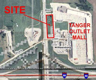 Williamsburg Residential Lots & Land For Sale: 1.85 M/L Acres Tanger Mall
