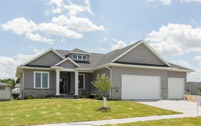 North Liberty Single Family Home For Sale: 960 Grouse Ct