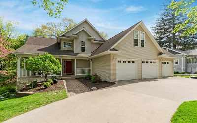 Iowa City Single Family Home For Sale: 117 Highland Drive