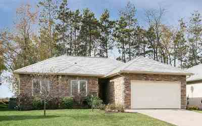 Coralville Single Family Home For Sale: 2250 Dempster Dr
