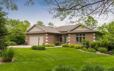 Iowa City IA Single Family Home Contingent: $439,800