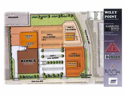 Cedar Rapids Residential Lots & Land For Sale: 3030 Wiley Blvd SW