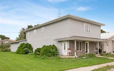Oxford Single Family Home For Sale: 124 E Main St