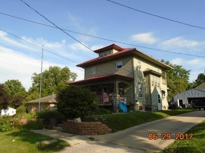 Tipton Single Family Home Contingent: 621 E 5th St