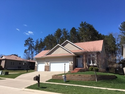 Coralville Single Family Home For Sale: 2183 Dempster Dr