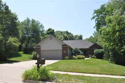 Coralville IA Single Family Home For Sale: $339,900