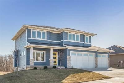 Iowa City Single Family Home For Sale: 4982 Preston Ln