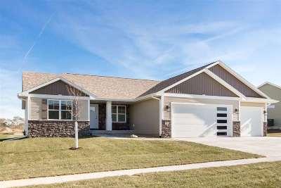 Solon Single Family Home For Sale: 700 Cedar Bend Dr.
