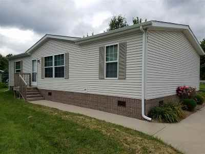Iowa City Single Family Home New: 263 Morgan Court #Lease Lo