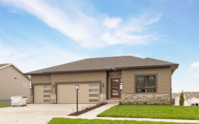 Iowa City IA Single Family Home For Sale: $364,900