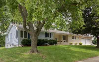 Iowa City Single Family Home New: 2600 E Court St