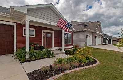 Iowa City IA Single Family Home New: $569,499