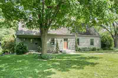 Iowa City IA Single Family Home New: $575,000