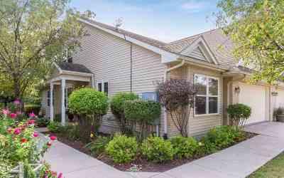 Coralville Condo/Townhouse For Sale: 2153 Terra Ln