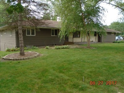 Tipton Single Family Home For Sale: 1 Walnut Ct