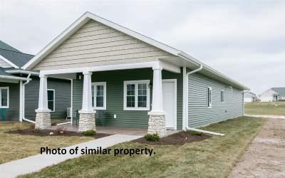Iowa City Single Family Home For Sale: 2674 Pinto Ln #Lot 23
