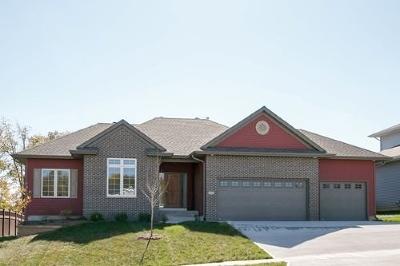 Iowa City Single Family Home For Sale: 4963 Preston Ln