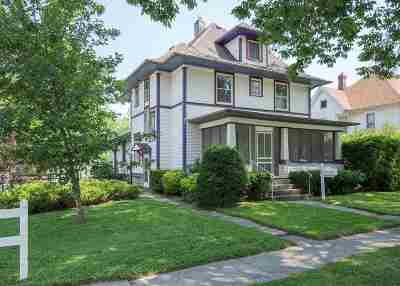 West Liberty Single Family Home For Sale: 601 E 4th Street