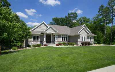Cedar Rapids Single Family Home For Sale: 4708 Keystone Ridge SE
