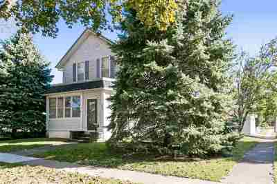 West Liberty Single Family Home For Sale: 600 E 3rd St